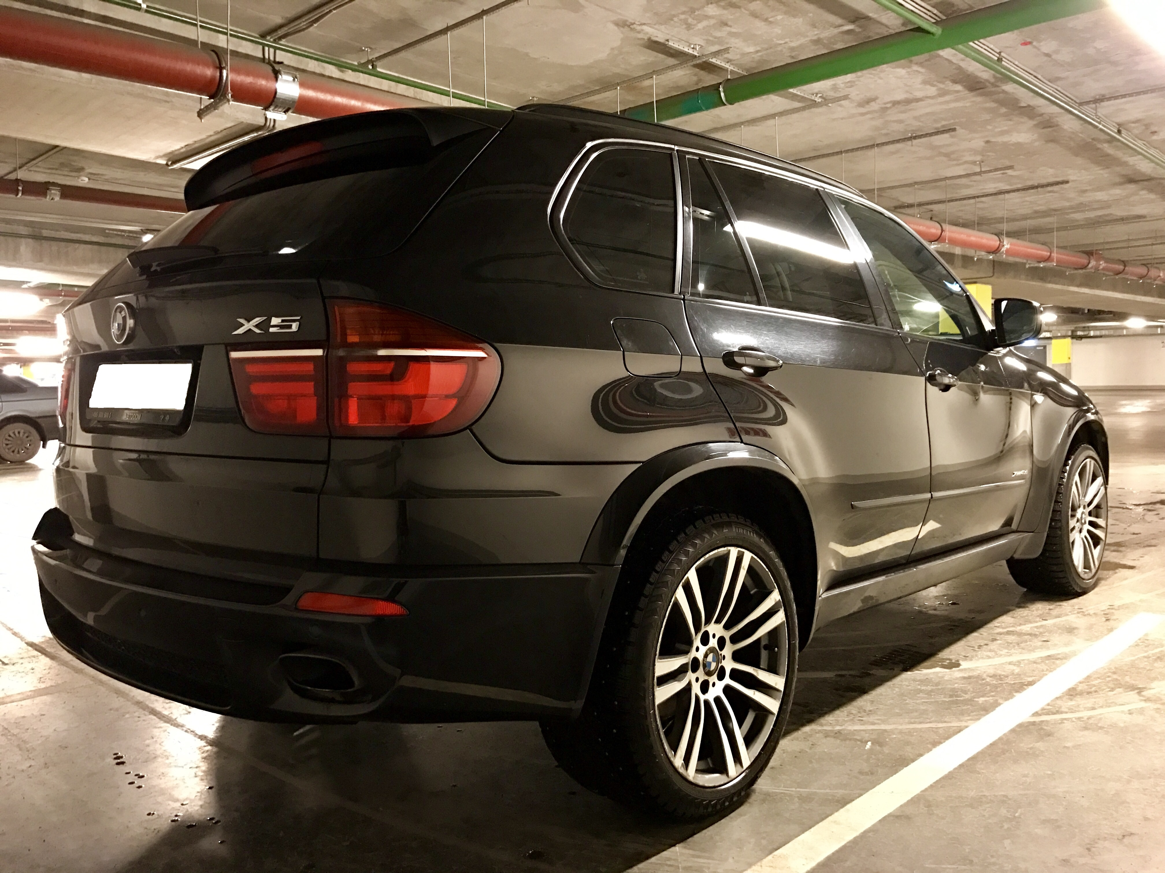 комплектации bmw x5 2011