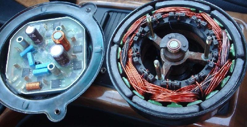 Ремонт вентилятора кондиционера бмв х5 е53