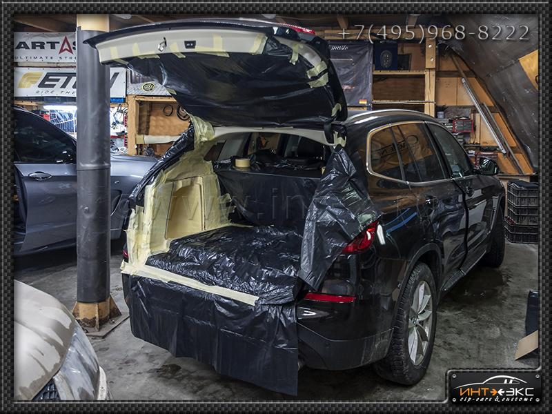 BMW X3 G01 сабвуфер Стелс 3..jpg