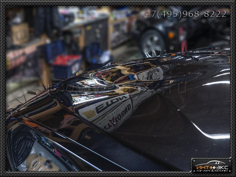 BMW X5 F15 локальный ремонт капота 2..jpg