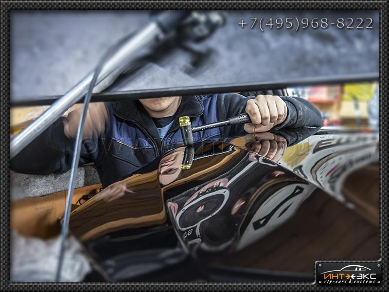 BMW X5 F15 локальный ремонт капота 3..jpg