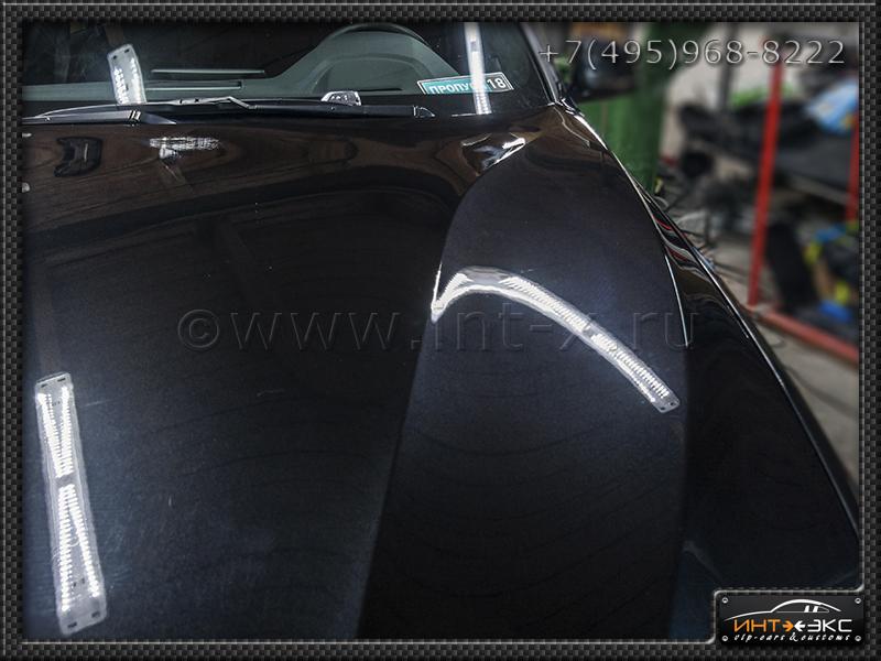 BMW X5 F15 локальный ремонт капота 5..jpg