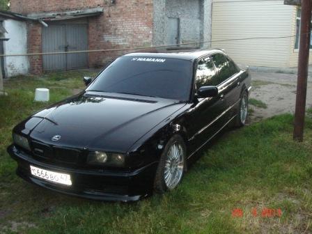 BMW E38 Club - принимайте в ряды 750