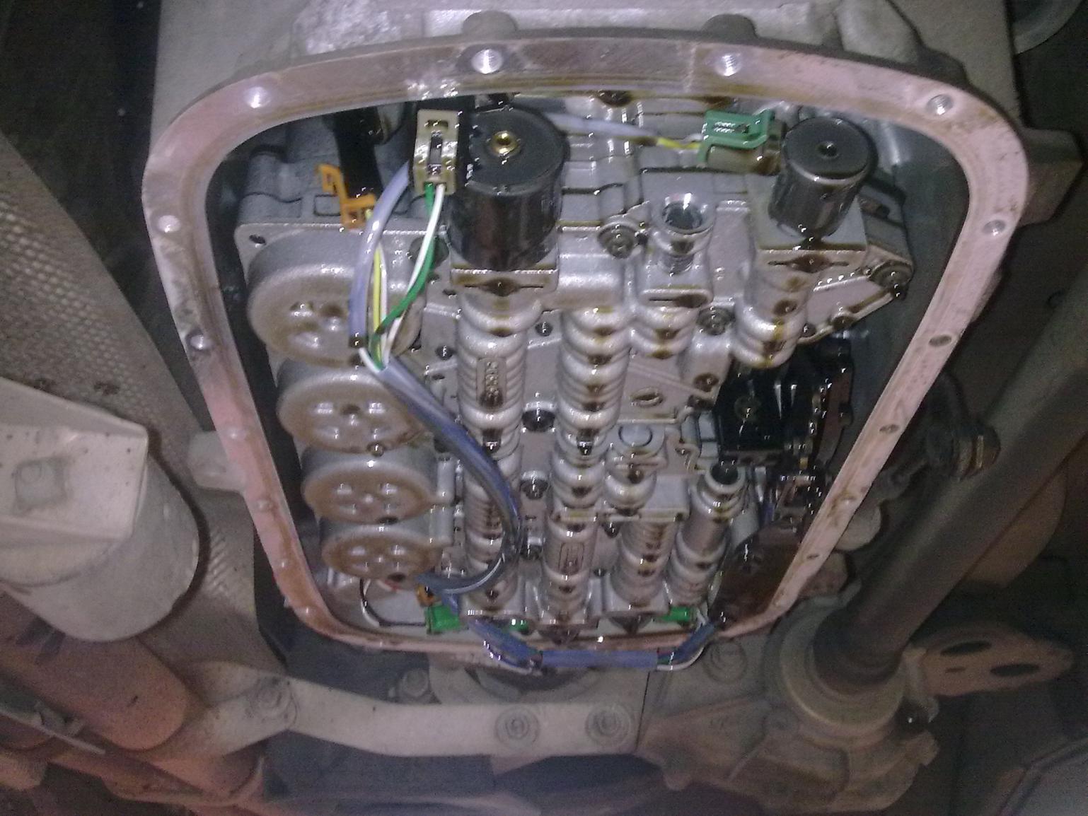 инструкция по замене масла bmw 5 серии m57