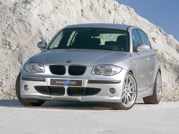 Оценка тюнинг-комплекта для BMW от Hartge